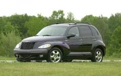2004 Chrysler PT Cruiser exterior