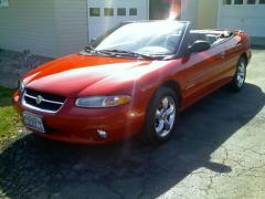 1999 Chrysler Sebring Photo 1