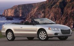 2006 Chrysler Sebring exterior