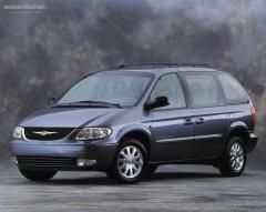 2000 Chrysler Voyager Photo 1