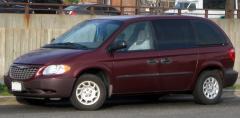 2001 Chrysler Voyager Photo 1