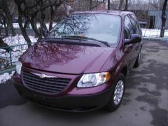 2002 Chrysler Voyager Photo 3