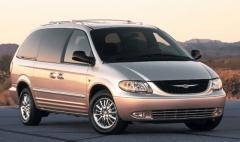 2002 Chrysler Voyager Photo 4