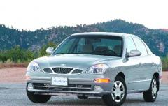 2002 Daewoo Nubira Photo 1