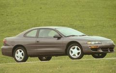 1997 Dodge Avenger exterior