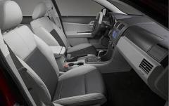 2008 Dodge Avenger interior