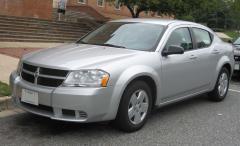 2008 Dodge Avenger Photo 1
