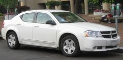 2009 Dodge Avenger Photo 1