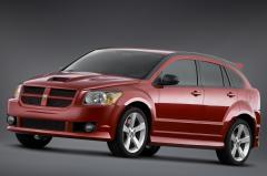 2007 Dodge Caliber exterior