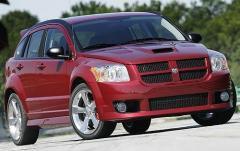 2008 Dodge Caliber exterior