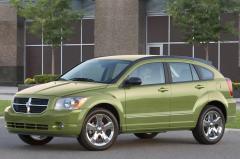 2010 Dodge Caliber exterior