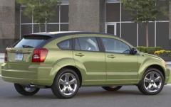 2012 Dodge Caliber exterior