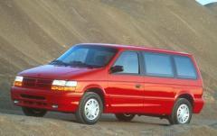 1994 Dodge Caravan exterior