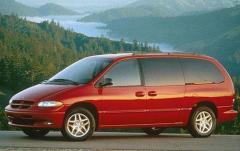 1998 Dodge Caravan exterior