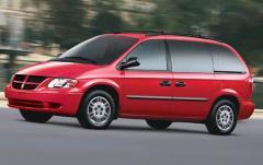 2006 Dodge Caravan exterior