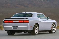 2008 Dodge Challenger exterior