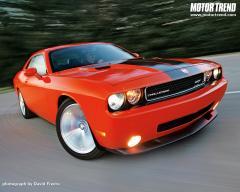 2008 Dodge Challenger Photo 4