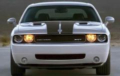 2009 Dodge Challenger exterior