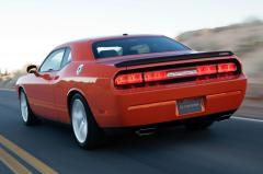 2010 Dodge Challenger exterior