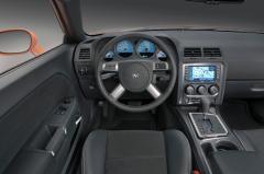 2010 Dodge Challenger interior