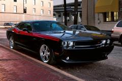 2013 Dodge Challenger exterior