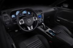 2013 Dodge Challenger interior