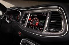 2015 Dodge Challenger interior