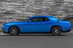 2016 Dodge Challenger exterior