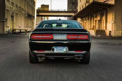 2018 Dodge Challenger exterior