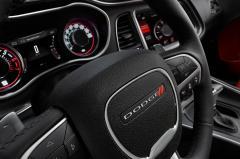 2018 Dodge Challenger interior