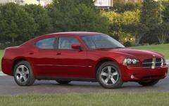 2009 Dodge Charger exterior