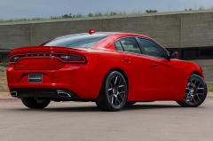 2015 Dodge Charger exterior