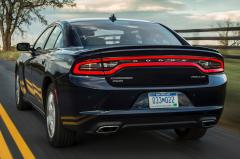 2016 Dodge Charger SE exterior
