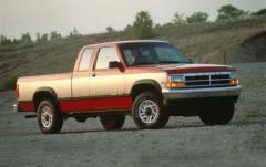 1993 Dodge Dakota exterior