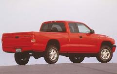 1998 Dodge Dakota exterior