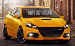 2014 Dodge Dart Photo 1