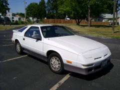 1991 Dodge Daytona Photo 1