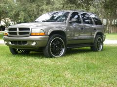 1999 Dodge Durango Photo 2