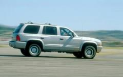 2000 Dodge Durango exterior
