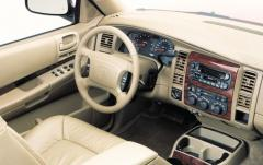2001 Dodge Durango interior