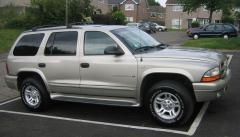 2001 Dodge Durango Photo 4