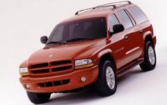 2003 Dodge Durango exterior