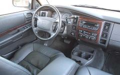2003 Dodge Durango interior