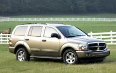 2004 Dodge Durango Limited 2WD Photo 3