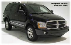 2004 Dodge Durango Limited 2WD Photo 4