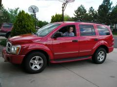 2004 Dodge Durango Limited 2WD Photo 5