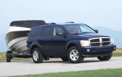2004 Dodge Durango Limited 4WD exterior