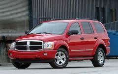 2005 Dodge Durango SXT 4WD exterior