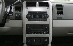 2005 Dodge Durango interior
