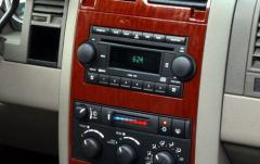 2006 Dodge Durango interior